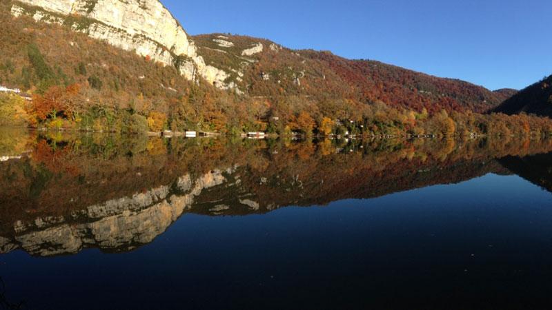 lac coiselet Jura