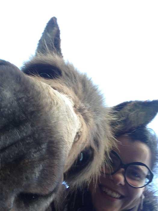 selfie ane
