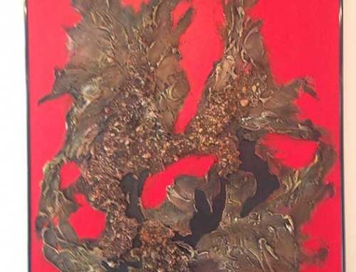 Expo des peintures de Philippe Girod