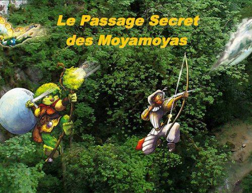 L'aventure jeu des Moyamoyas à Saint Hymetière