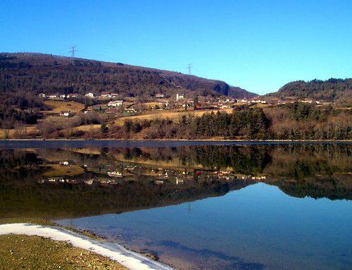 Lac de Matafelon-Granges
